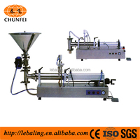 Small Bottle Filling And Capping Machine