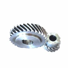 MMS High-Grade Astm Large Steel Material Forging Helical Spur Gear For Reducer