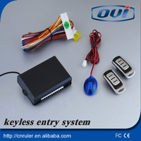 2015 Factory Price Auto Keyless Entry System Car Alarm System