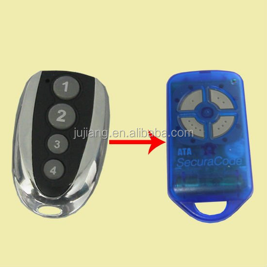 ATA PTX4 Rolling Code Replace Universal Garage Door Remote Control JJ-RC-KA