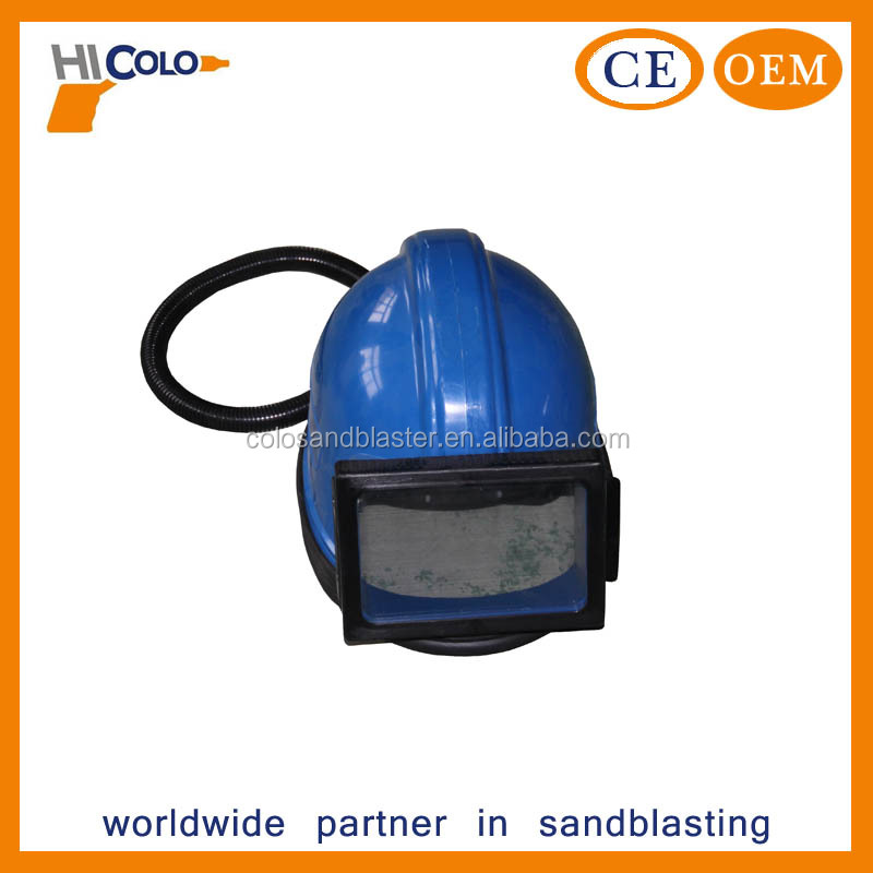 Sandblasting Safety Helmet