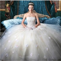 C72321A Alibaba Ball Grown Sexy Wedding Dress Pictures of Latest Gowns Designs