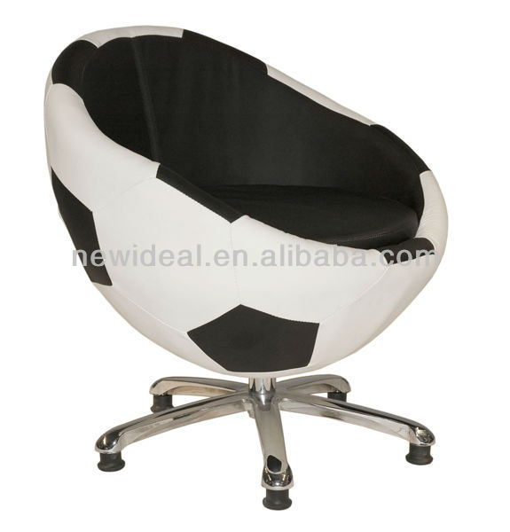 Round Shaped Ball Chair/PU Chair in ball shape (NS1079)