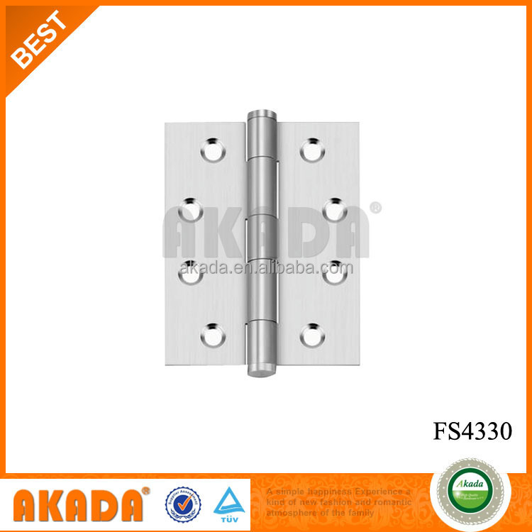 Double Sided Rustproof Shower Door Adjustable Door Hinge
