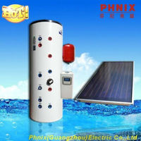 CE hot vertical solar heater collector