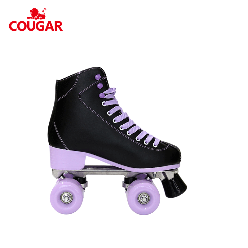COUGAR hot selling wheel quad shoes roller skates for women