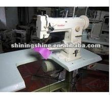 used parts SunStar 380 industrial sewing machine
