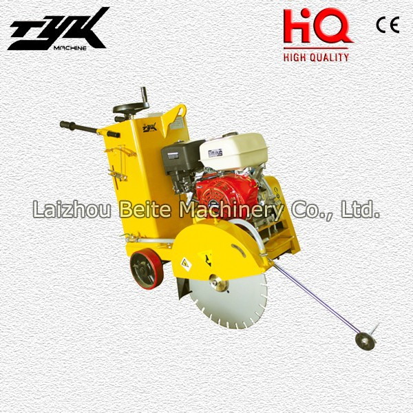 Gasoline Engine Powered Cut Off Saw For Concrete/Cement/Asphalt