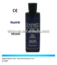 high efficient leather cleaning shining lotion non-alcoholic lotion