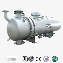 Industrial ASME fixed tube sheet/shell-and-tube heat exchanger