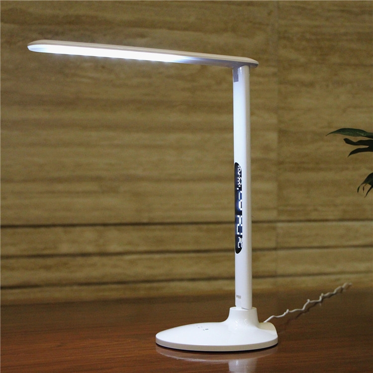 Touch sensitivity keys LED desk lamp