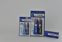 Acrylic AB Adhesives Glue 5 Minutes Quick 400 sets / carton