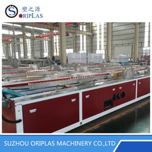 PVC Profile Pipe Production Line Extrusion/Extruder Machine