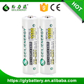 Geilienergy High Capacity High Performance 1.2V 2300mah Rechargeable Ni-mh AA Battery