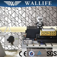 DF20801 Home designer vinyl interior decorative wallpaper 3d wall price