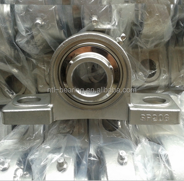 SSUCP206 Stainless Steel Pillow Block