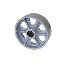 High Quality Customized Metal Cast Iron Pulley Wheel With competitive Price