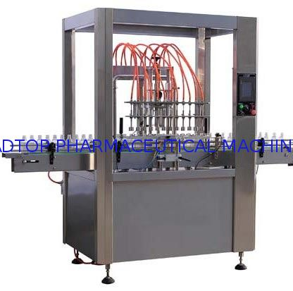 Water Filling Machine Air Jet Bottle Washing&Filling Machine