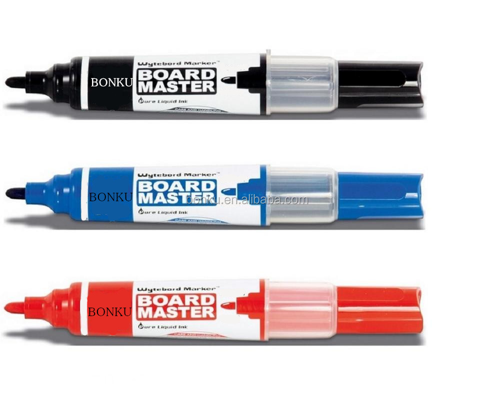 52 Dry Erase Markers White Board Pens Chisel Tip 12 Assorted Colors Bulk Pack with Low-Odor Ink is perfect for School