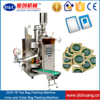 Automatic Lipton Double-chamber Tea Bag Packaging Machine