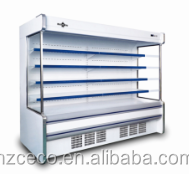 supermarket multideck display refrigerator