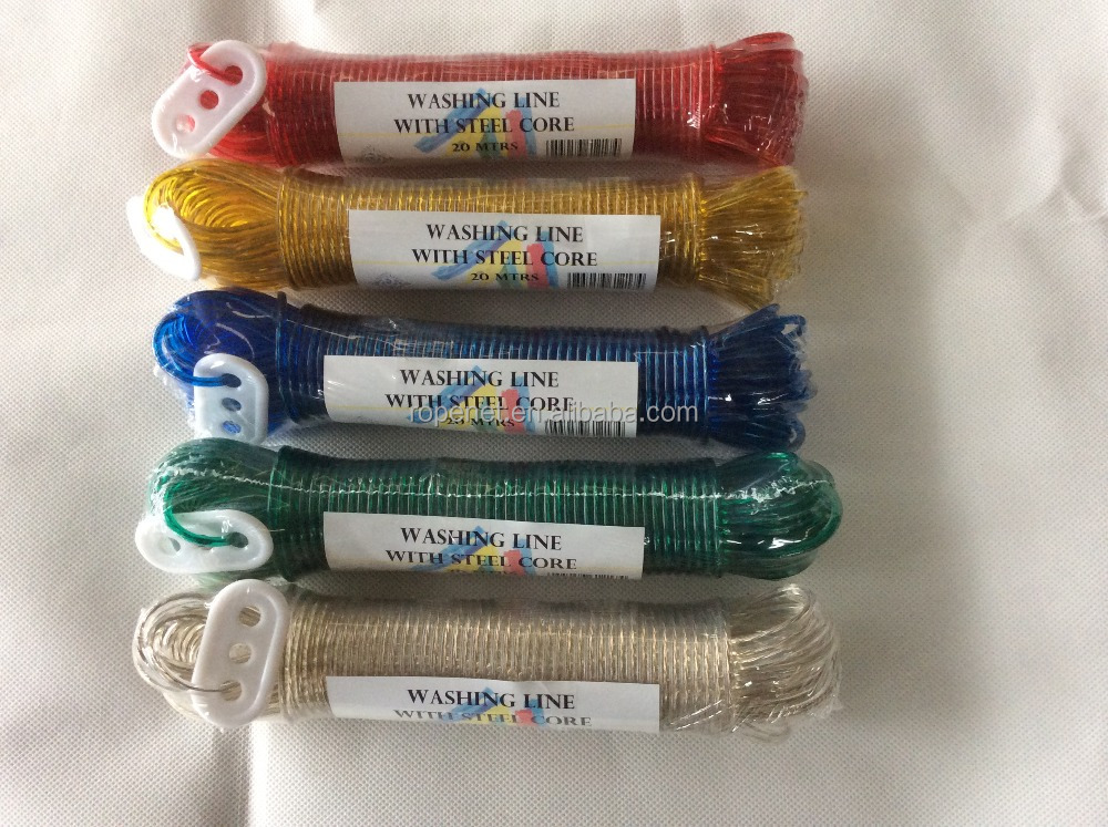 color pvc cord with competitive price