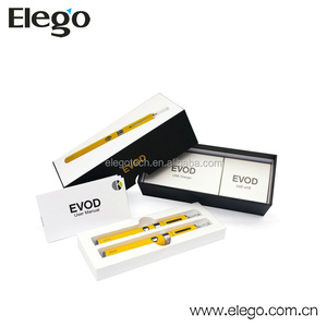 The 2014 newest 100% Original Kanger evod starter kit Kangertech evod-2 atomizer Elego wholesale
