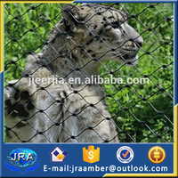 zoo mesh/animal enclosure fences/zoo nets