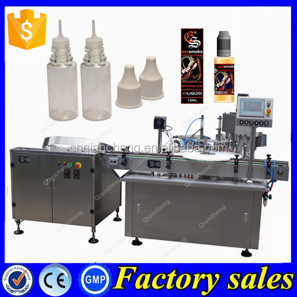 CE certification automatic pet bottle filling machine,10ml bottle filling machine