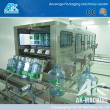 Still Water 5 Gallon Liquid Filling Machine Best Efficiency Worth Approved Filling Plant