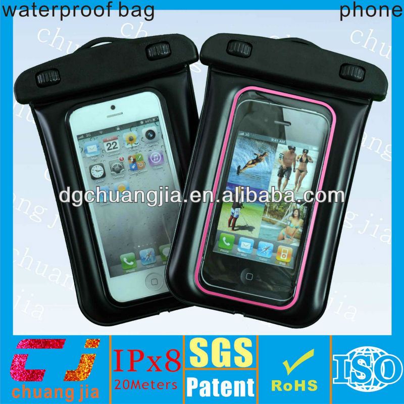 Fashion waterproof mobile phone case for iphone 5S