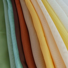 100% brushed cotton japanese plain voile fabric