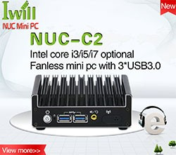 Mini HTPC /Thin Client /Fanless School PC/ Office/Home Computer