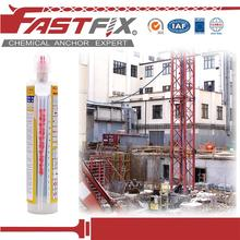 tunnel construction steel sausage gun for adhesives high strength injection epoxy glue