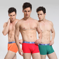High Quality Fashion design Boxer Briefs Bamboo Men Underwear