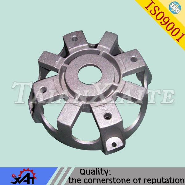die casting end cover for auto engine aluminum die casting aluminum alloy casting
