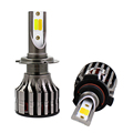 Factory Supply 9005 HB3 9006 HB4 H11 H4 H7 Led H1 H3 Auto Car LED Headlight
