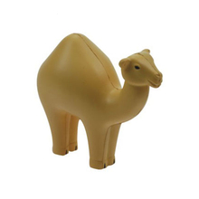 PU Foam Squeeze Camel Shape Stress Toy