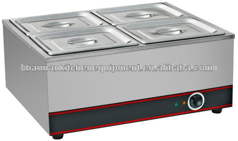 Table Top Electric Food Warmers ~ Table top elétrica bain marie food warmer outros artigos