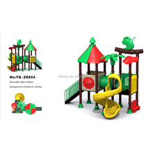 Toddle Outdoor Used PreSchool Playground Playsets for Sale