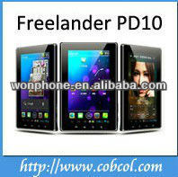 High Quality Freelander PD10 Typhoon Android 4.1.1 3G GPS 7inch Tablet PC with Voice Call