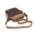 wholesale Canvas crossbody bag sling shoulder bag men and women leather messenger bag