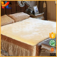Chinese long and short wool sheepskin white fur rugs genuine leather fur carpet