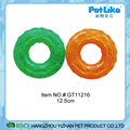 Wholesale Tire Shape TPR Soft Dog Snack Treat Toy