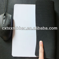Cheap And Best Rubber Blank Mouse
