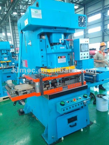 TKM High speed air condenser making machine