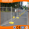 Temporary wire modular fencing