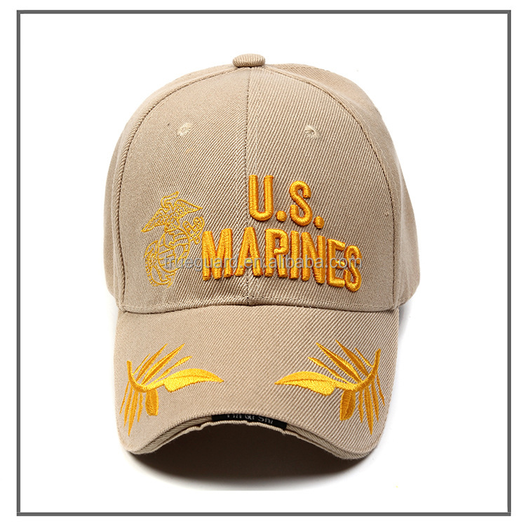 Embroidered <strong>U</strong>.S. Army Veteran Marine Navy Air Force Military <strong>U</strong>.S. Warriors Baseball Cap Hat