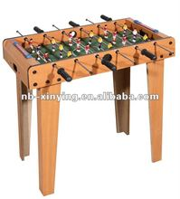 entertainment Soccer Table with legs to make you play more funny
