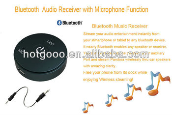 Langder Bluetooth Headphone Adapter 4.0 for Car Smartphone
